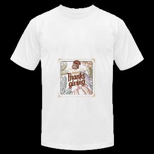 Happy Thanksgiving - Men's Fine Jersey T-Shirt