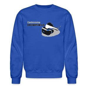 Codename Morpheus Womens Shirt - Crewneck Sweatshirt