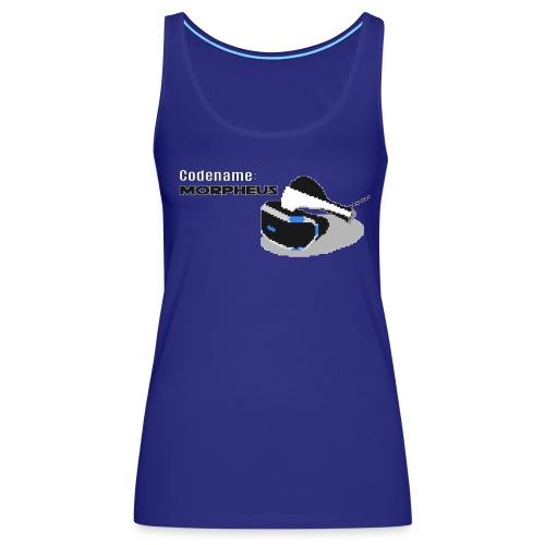 Codename Morpheus Womens Shirt - Women's Premium Tank Top