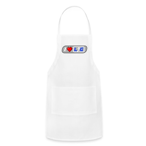 I Heart L2G Women Shirt - Adjustable Apron