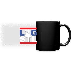 RUN STL Mug - Full Color Panoramic Mug