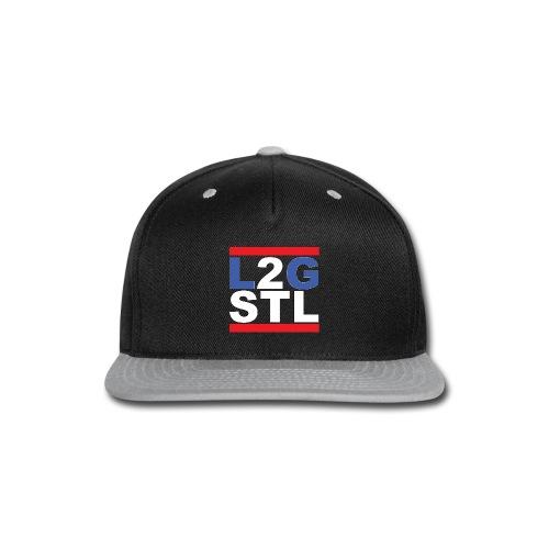 RUN STL Mug - Snap-back Baseball Cap