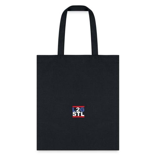 RUN STL Mug - Tote Bag