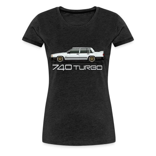 740 744 Turbo Wagon Badg