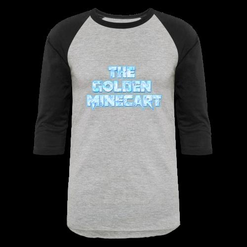 TGM Christmas logo only hoodie - Baseball T-Shirt