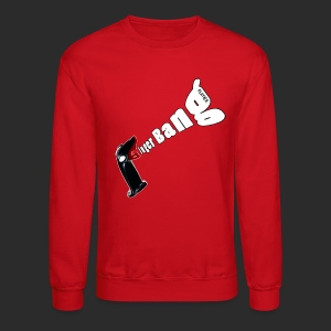 Finger Bang Gamer Tee American Apparel  - Crewneck Sweatshirt