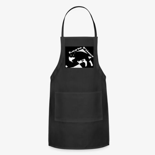 Layla Films Women's Regular T-Shirt - Adjustable Apron