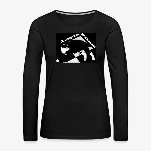 Layla Films Women's Regular T-Shirt - Women's Premium Long Sleeve T-Shirt
