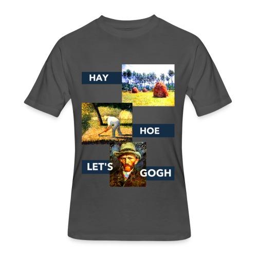Vincekrieg Bop (men's tee) - Men's 50/50 T-Shirt