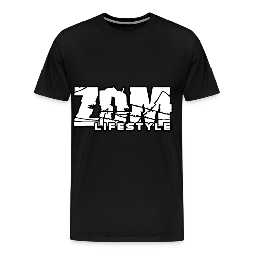 ZDM Lifestyle Men's Hoodie - Men's Premium T-Shirt