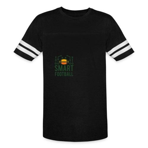 Men's Zip Hoodie - Vintage Sport T-Shirt