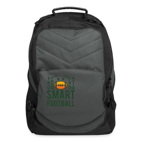 Men's Zip Hoodie - Computer Backpack