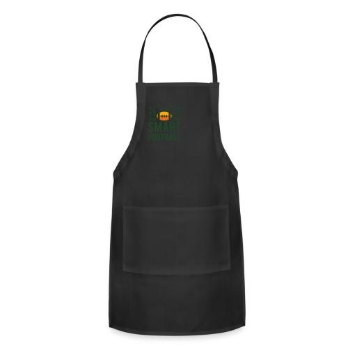 Men's Zip Hoodie - Adjustable Apron