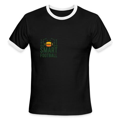Men's Zip Hoodie - Men's Ringer T-Shirt