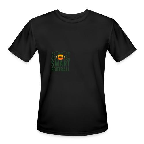 Men's Zip Hoodie - Men's Moisture Wicking Performance T-Shirt