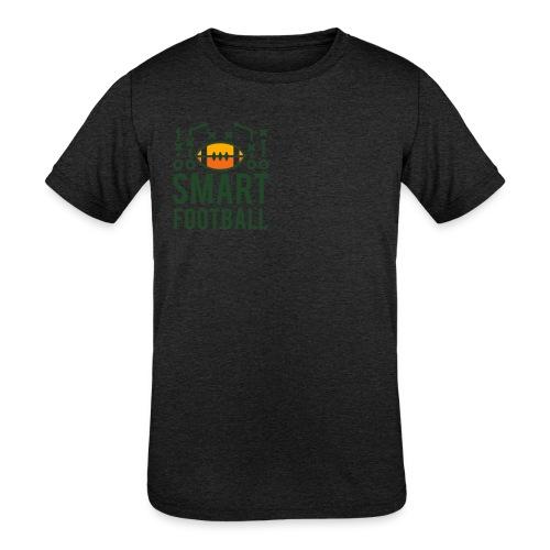 Men's Zip Hoodie - Kids' Tri-Blend T-Shirt