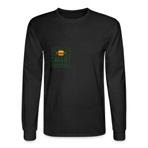 Men's Zip Hoodie - Men's Long Sleeve T-Shirt