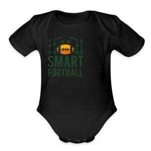 Men's Zip Hoodie - Short Sleeve Baby Bodysuit