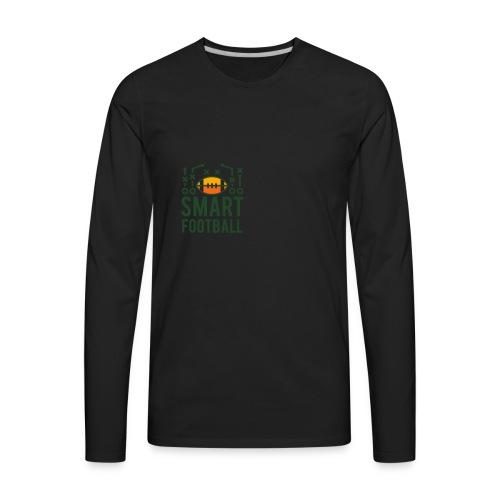 Men's Zip Hoodie - Men's Premium Long Sleeve T-Shirt