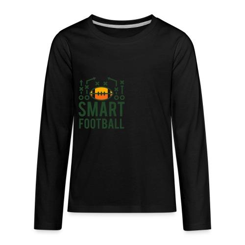 Men's Zip Hoodie - Kids' Premium Long Sleeve T-Shirt