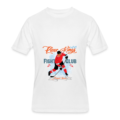 River Kings Fight Club - Men's 50/50 T-Shirt