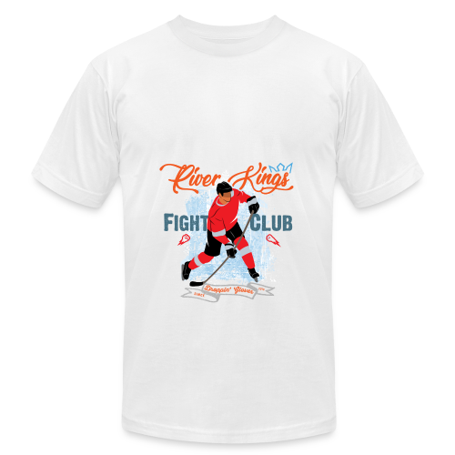 River Kings Fight Club - Men's Fine Jersey T-Shirt