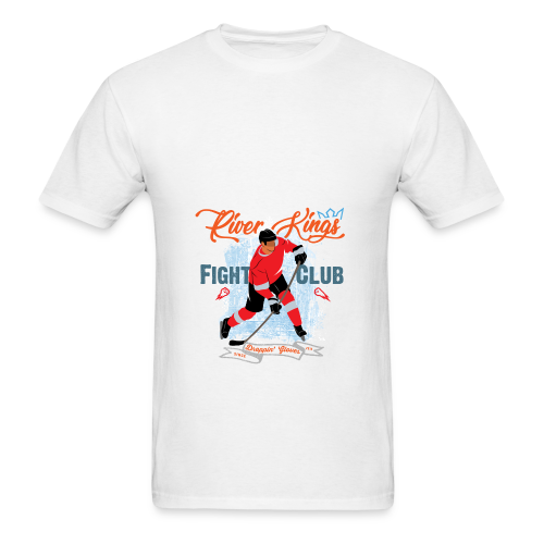 River Kings Fight Club - Men's T-Shirt
