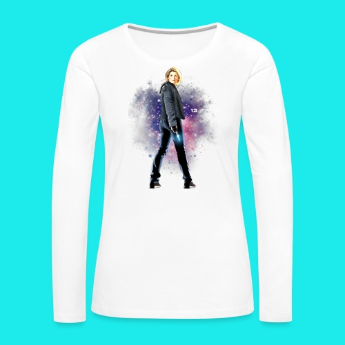 13th - Women's Premium Long Sleeve T-Shirt