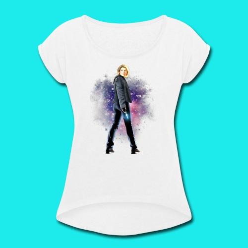 13th - Women's Roll Cuff T-Shirt