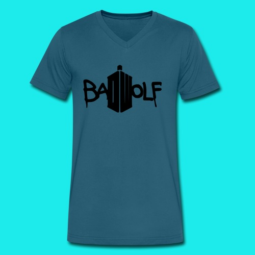 Bad Wolf - Men's V-Neck T-Shirt by Canvas