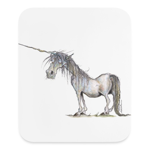 Last Unicorn - Mouse pad Vertical