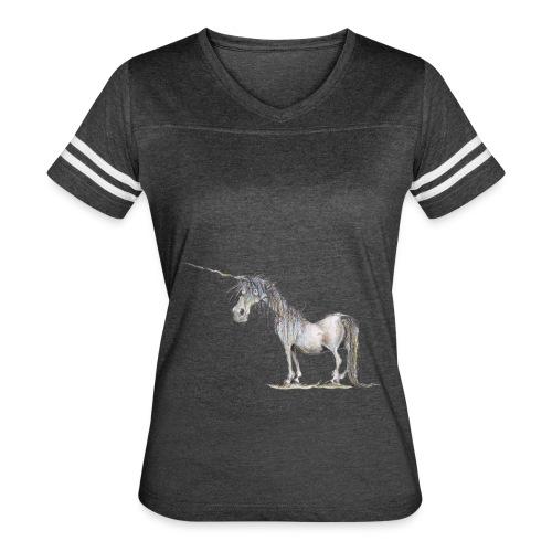 Last Unicorn - Women's Vintage Sport T-Shirt