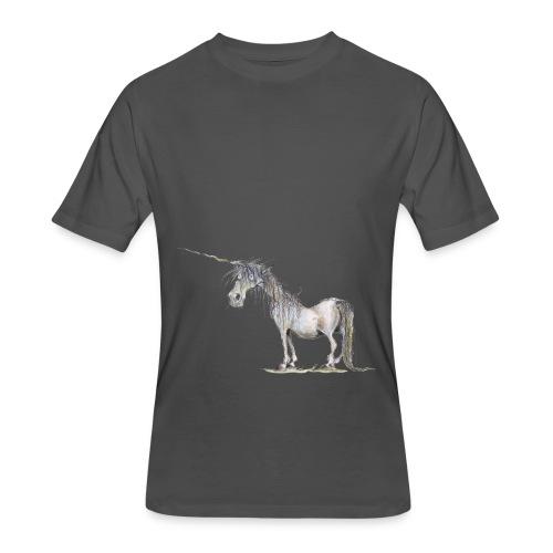 Last Unicorn - Men's 50/50 T-Shirt
