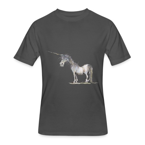 Last Unicorn - Men's 50/50 T-Shirt