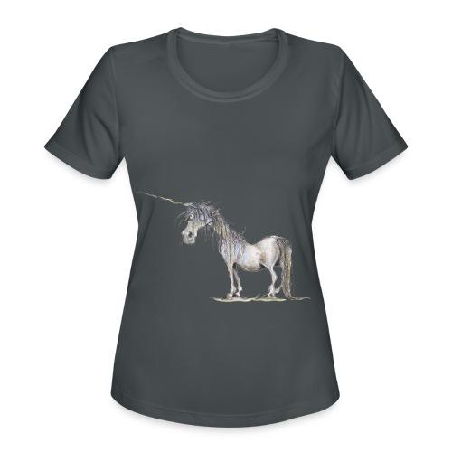 Last Unicorn - Women's Moisture Wicking Performance T-Shirt