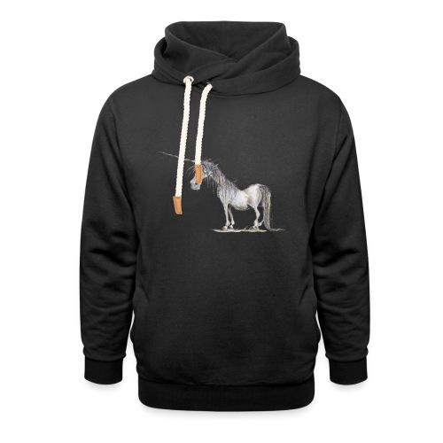 Last Unicorn - Shawl Collar Hoodie