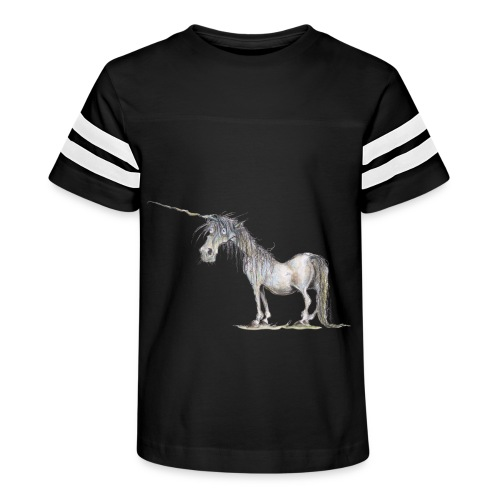 Last Unicorn - Kid's Vintage Sport T-Shirt