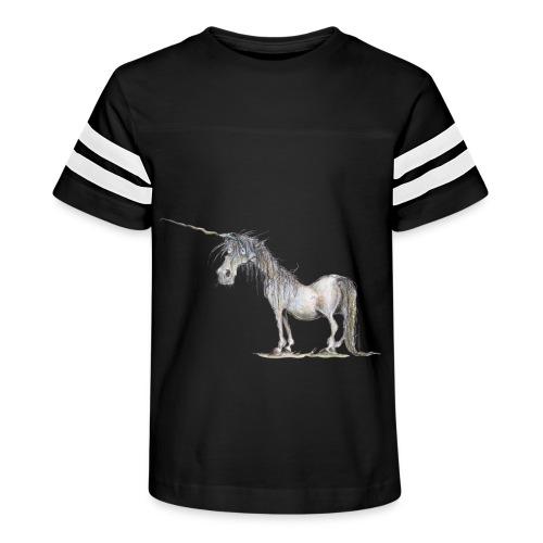 Last Unicorn - Kid's Vintage Sport T-Shirt