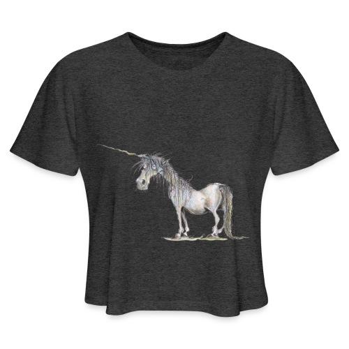 Last Unicorn - Women's Cropped T-Shirt