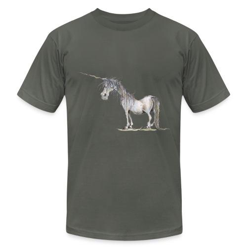 Last Unicorn - Men's Fine Jersey T-Shirt
