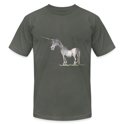Last Unicorn - Men's  Jersey T-Shirt