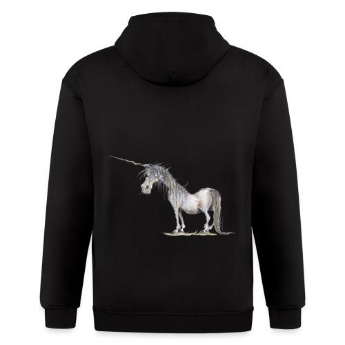 Last Unicorn - Men's Zip Hoodie