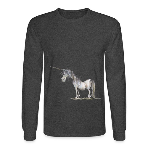 Last Unicorn - Men's Long Sleeve T-Shirt
