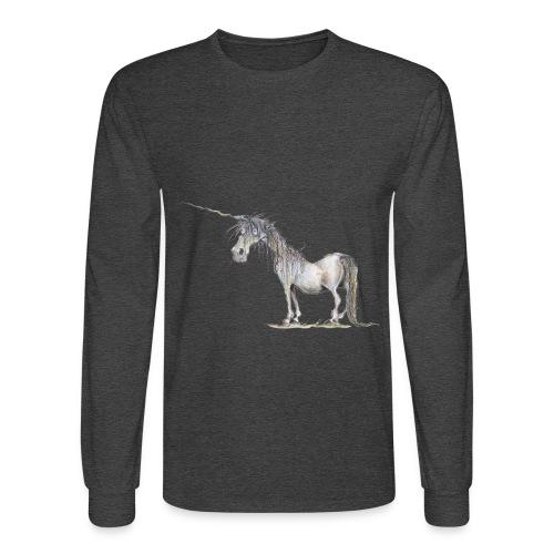 Last Unicorn - Men's Long Sleeve T-Shirt