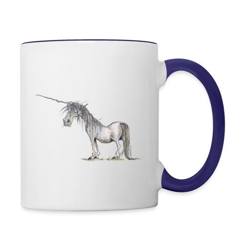 Last Unicorn - Contrast Coffee Mug