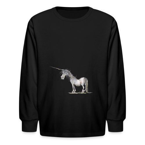 Last Unicorn - Kids' Long Sleeve T-Shirt