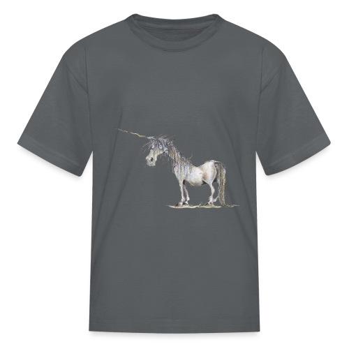 Last Unicorn - Kids' T-Shirt