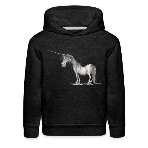 Last Unicorn - Kids' Premium Hoodie
