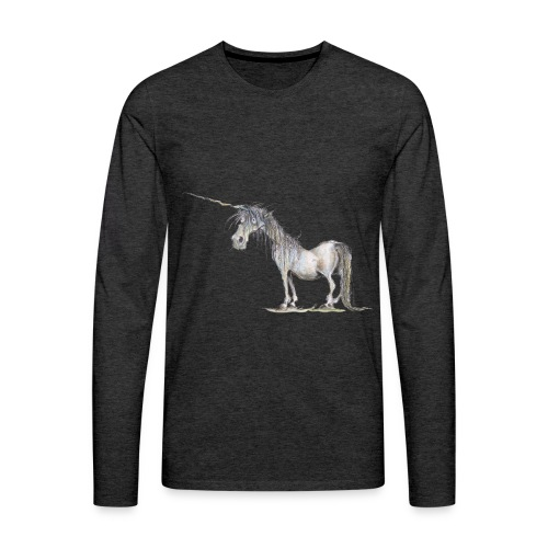 Last Unicorn - Men's Premium Long Sleeve T-Shirt