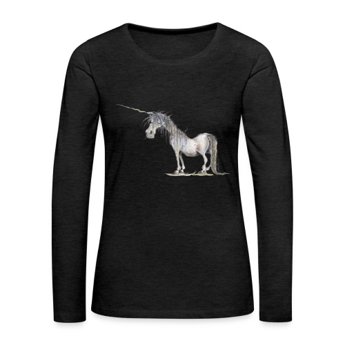Last Unicorn - Women's Premium Long Sleeve T-Shirt